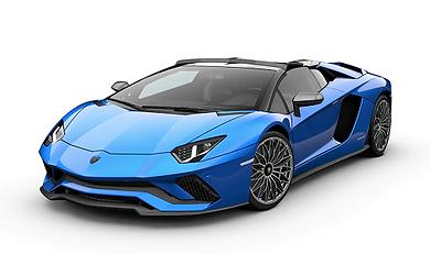Rent Lamborghini Aventador S Roadster in milano