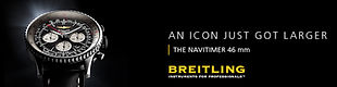 Breitling Cortina