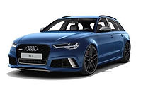 rent audi rs6 in italy