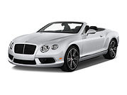 Rent a Bentley Continental GTC Convertible in Porto Cervo, Sardinia