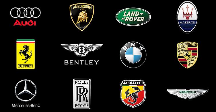 luxury cars rent milano