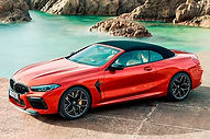 Rent Bmw Serie 8 Cabriolet