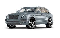 Bentley rental Milan