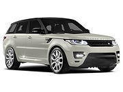 Hire Range Rover Sport Milan