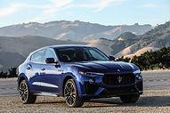 Rent Maserati Levante