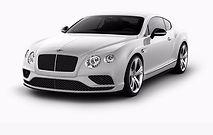 Hire Bentley gt in Milan