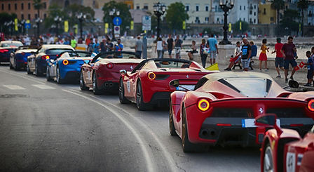 Ferrari Tour in Italy