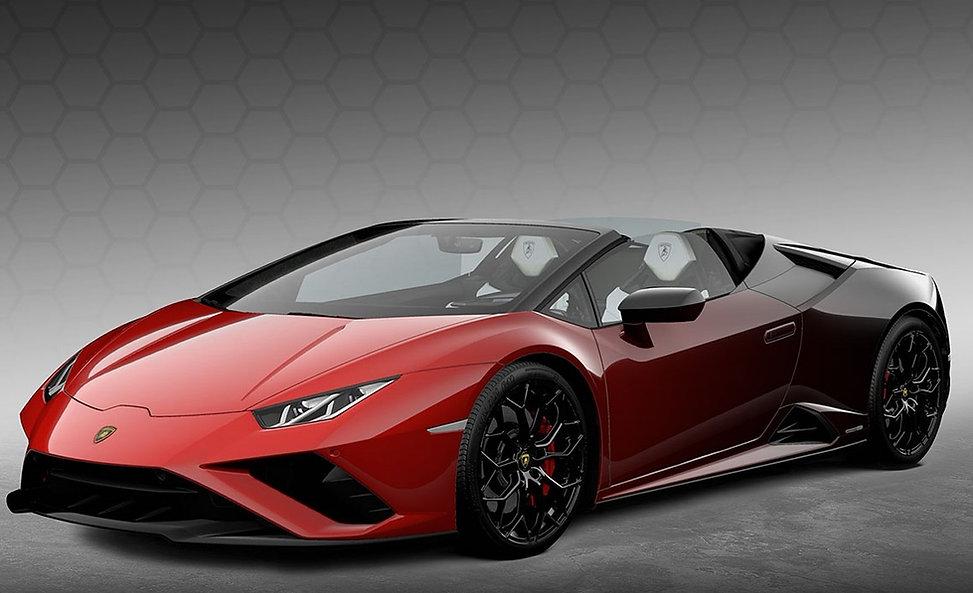 Rent Lamborghini in Padova