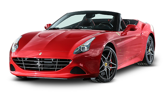 Rent ferrari california in Europe