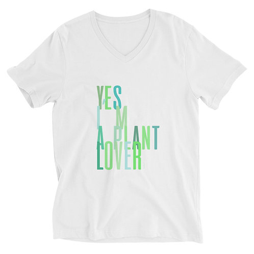 Yes, I´m a plant lover