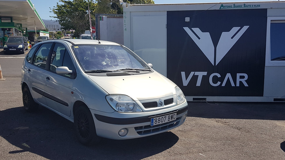 Renault Scenic 1.4 gasolina