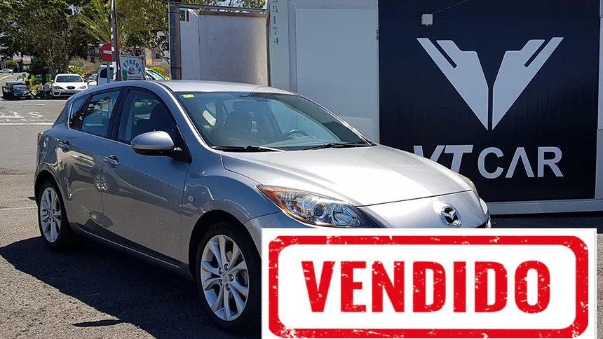 Mazda 3 1.6Diesel 126000km Año 2010