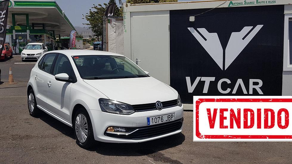 Volkswagen Polo 1.2tsi 100000km Año 2014