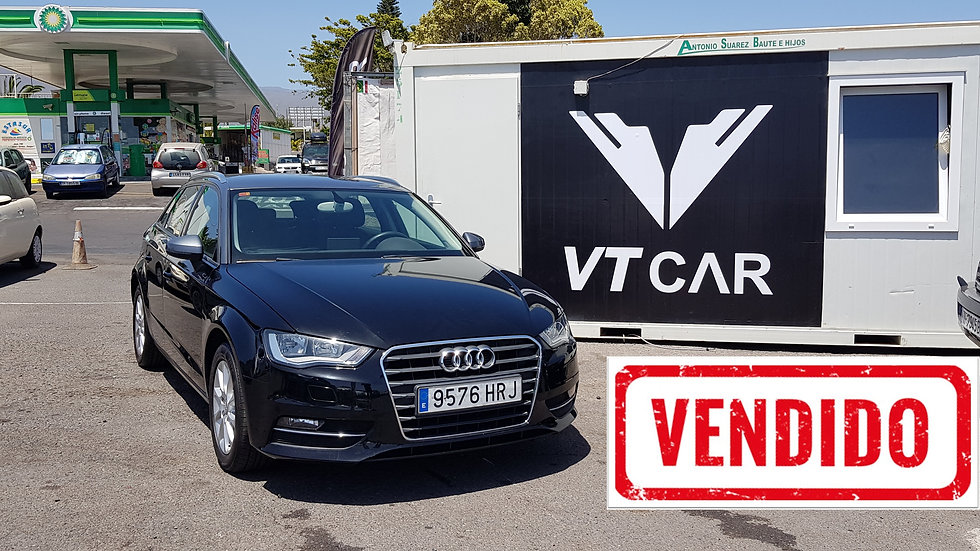 VENDIDO Audi A3 1.6Diesel 185000km Año 2013