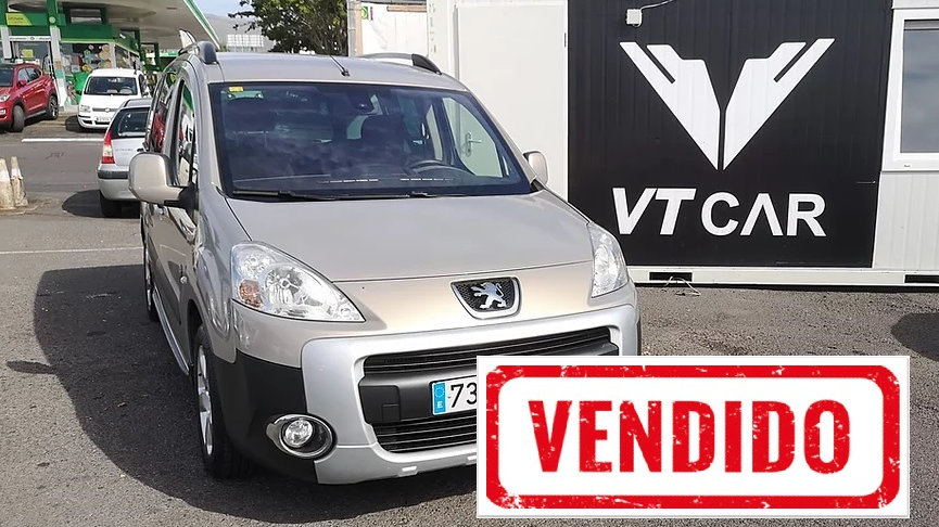 Peugeot Partnet 1.6hdi Diesel Año 2011
