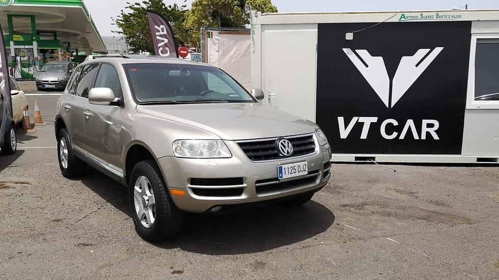 Volkswagen touareg V6 Automatico 171000km 2004