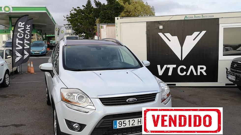VENDIDO Ford Kuga 2.0 Diesel 159000km Año 2012