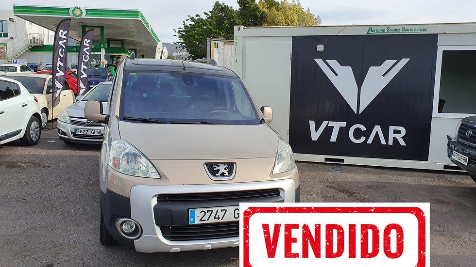 VENDIDO . Peugeot Partnet 1.6 Diesel 182000km Año 2010