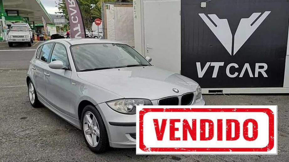 BMW 116i Gasolina 197000km Año 2007