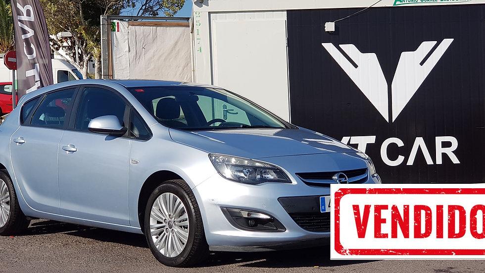 VENDIDO Opel Astra 1.7 Diesel 90000km Año dic2013