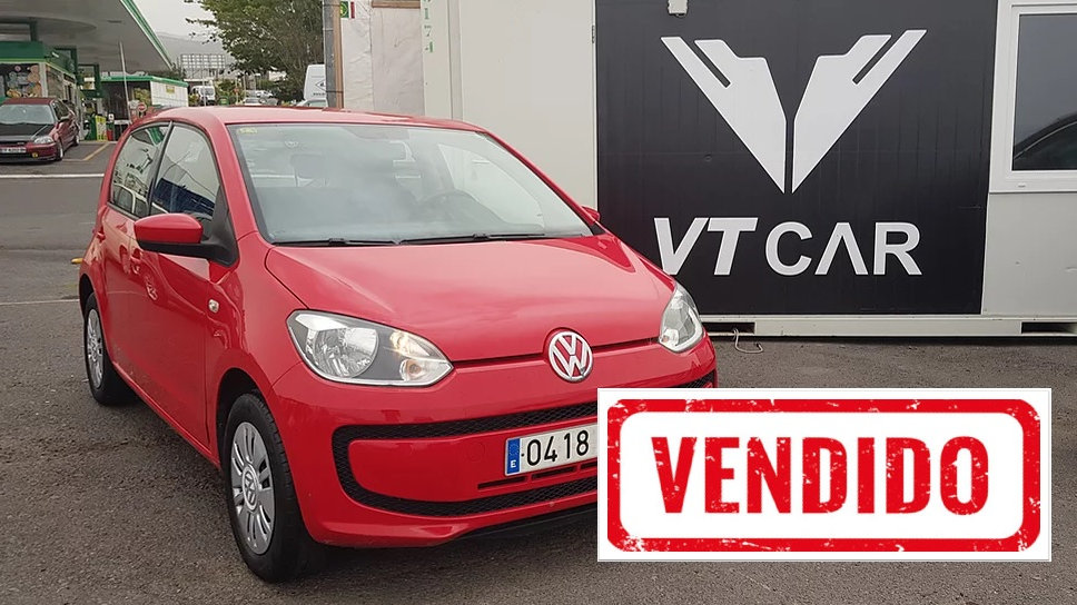 Volkswagen Up 100000km Año 2014