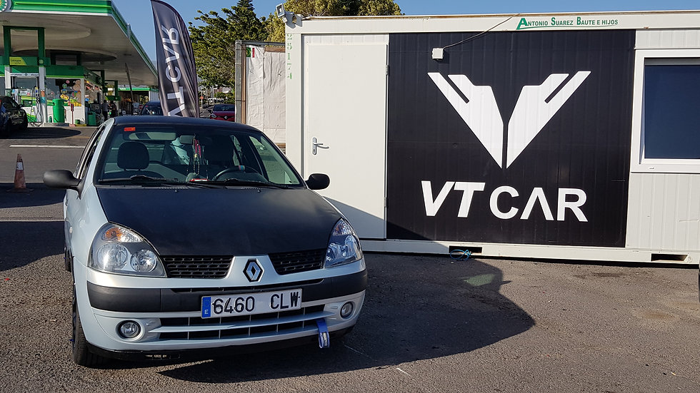 Renault clio 1.2 Gasolina 230000km Año 2003