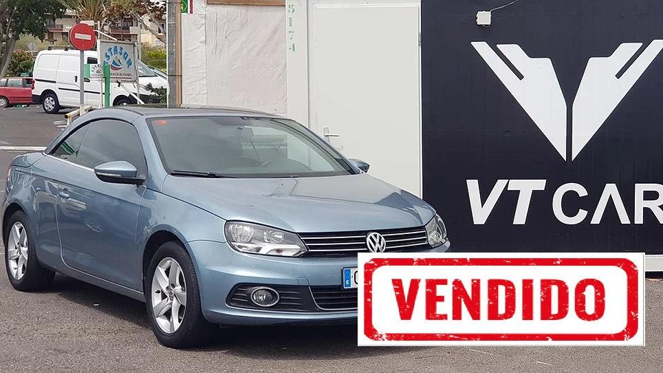 VENDIDO Volkswagen Eos 1.4 tsi 110000km Año 2014