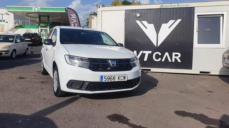 Dacia Sandero 1.0 gasolina 63000km Año 2017