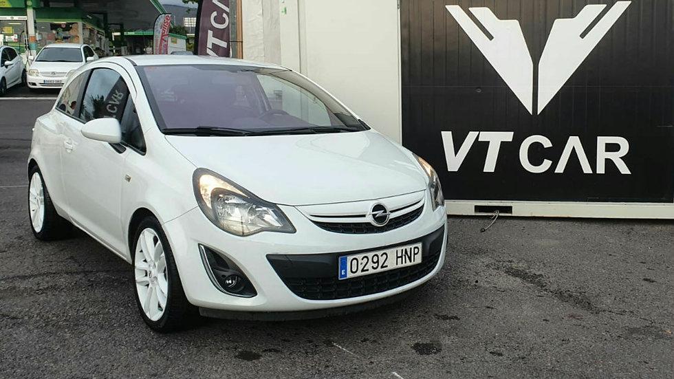Opel Corsa Sport 1.4 Gasolina 84000km Año 2013