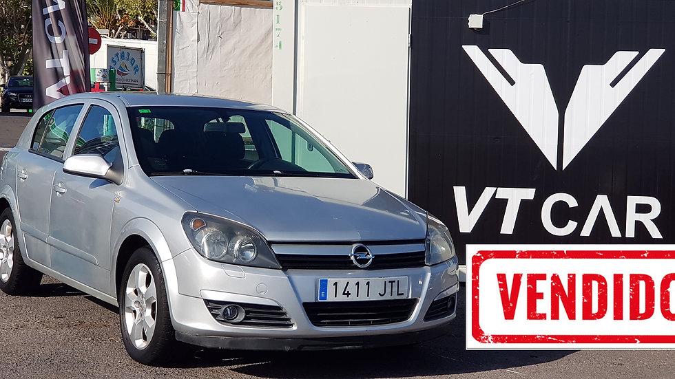 VENDIDO Opel Astra AUTOMATICO 16600km Año 2004
