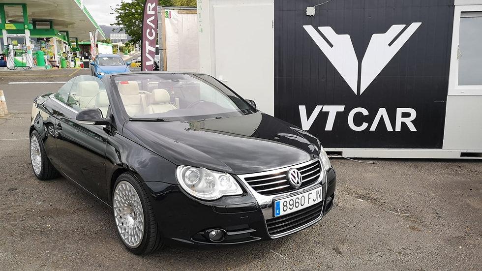 Volkswagen EOS 2.0FSI Gasolina 35000km Año 2006