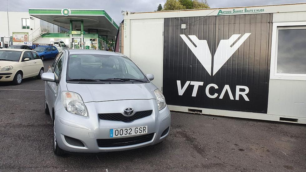 Toyota Yaris 1.3 Gasolina 208000km Año 2009