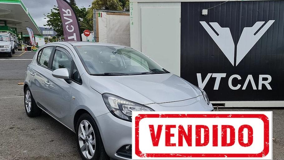 Opel corsa 1.4 cadena Año 2015  Km 141000