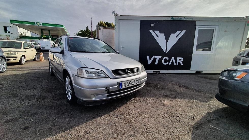 Opel astra G 2.0 Diesel 330000km Año 2000