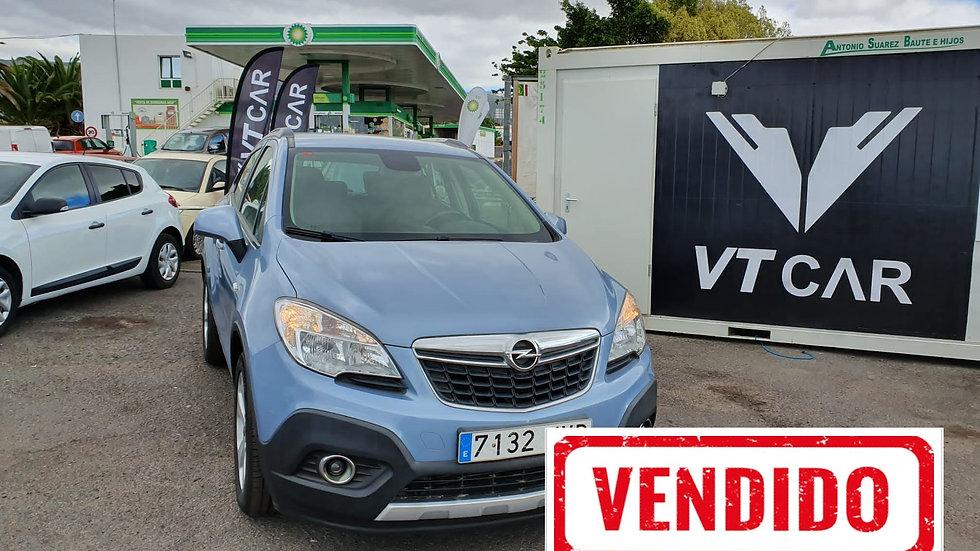 Opel Mokka 1.7 Diesel 158000km Año 2013