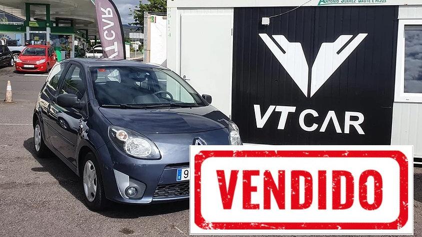 Renault Twingo 1.2 Gasolina 150000km Año 2010