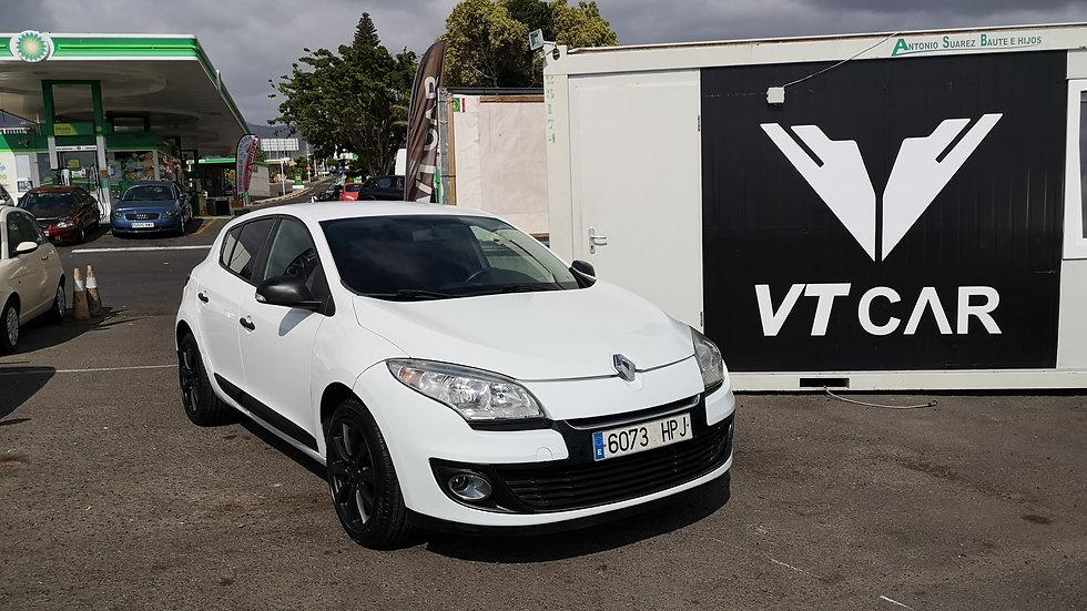 Renault Megane 1.2 Turbo Gasolina Año2013