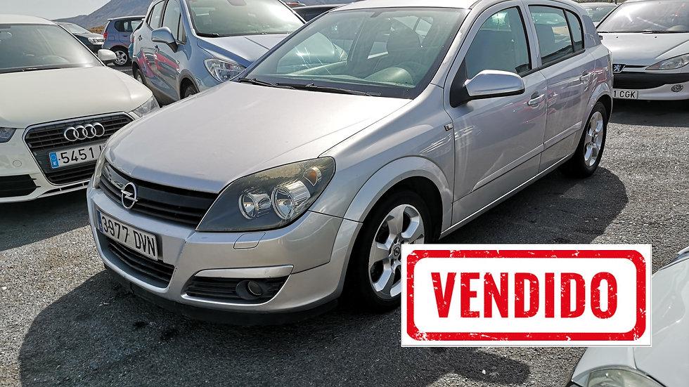 VENDIDO Opel Astra 1.4 Gasolina 219000km Año 2006
