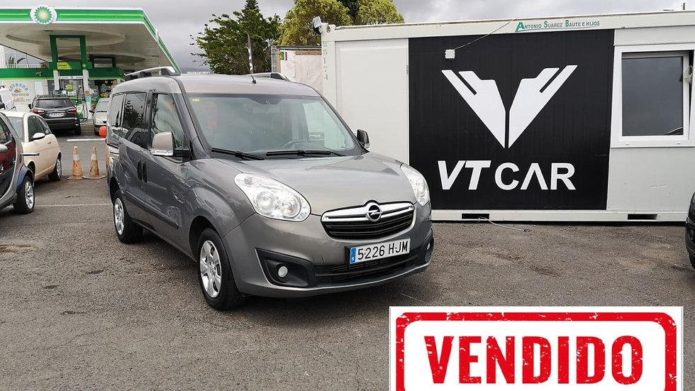 VENDIDO Opel combo 118000km Año 2014