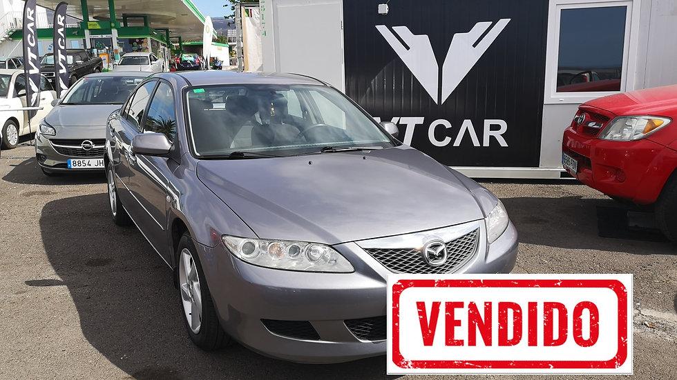 Mazda 6 1.8 Gasolina 157000km Año 2005