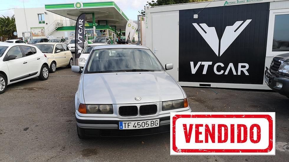 VENDIDO BMW 318 gASOLINA 217000km AÑO 1996