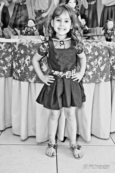 05 Anos Ana Luiza