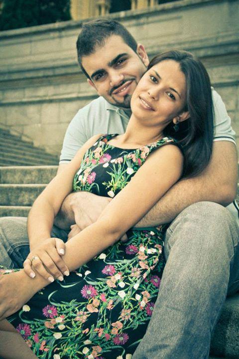 Janaina e Paulo