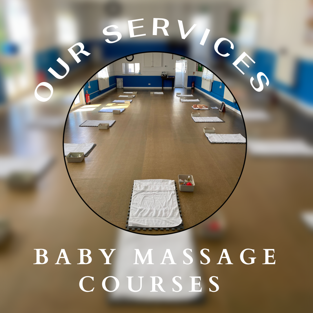 4 Week Baby Massage Course - Shiva
