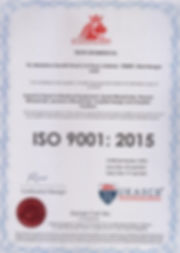 truth biomedical iso 9001:2015
