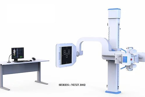 High Frequency Digital Radiography X-ray System