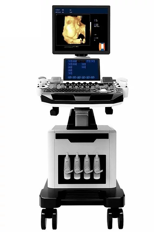 Color Doppler Ultrasound Scanner (Double Screen) - TRUTH BIOMEDICAL