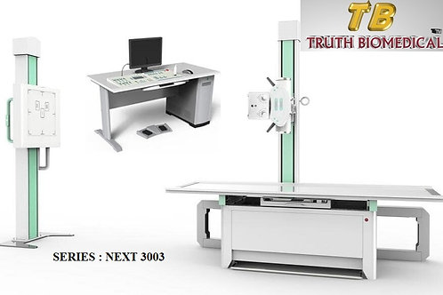 High Frequency Digital X-Ray Radiography System