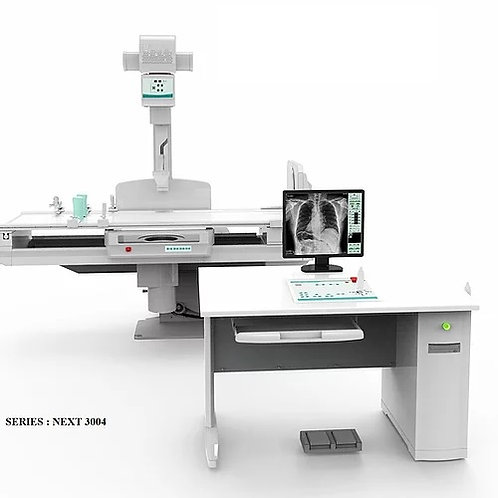 High Frequency Digital Radiography and Fluoroscopy System (630mA)