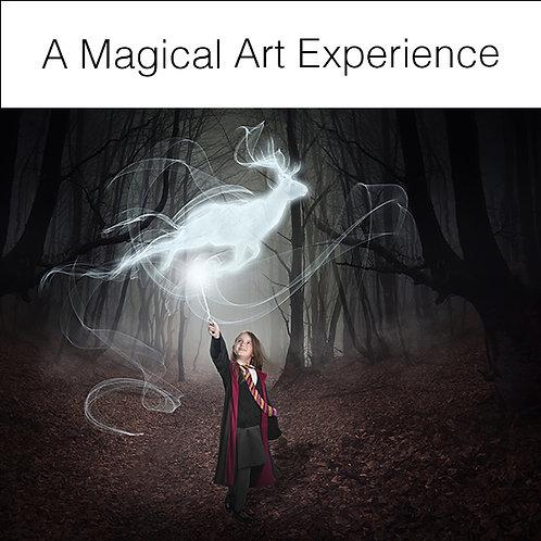 A Magical Art Experience